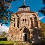 Kirche in Garz