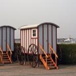 Strandwagen in Bansin