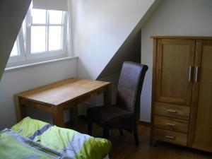 3. Schlafzimmer im Dachgeschoss