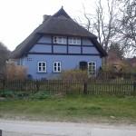 """Das """"blaue"""" Haus in Quilitz"""