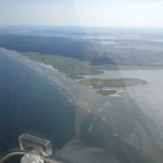 Die Nordspitze der Insel