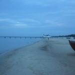 ...vor der Seebrücke in Ahlbeck