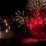 und nochmal Feuerwerk