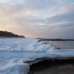 Eiszeit auf Usedom