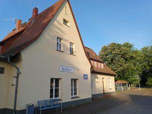 Bahnhof Zempin