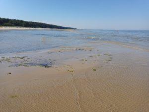 Der Ort, wo Menschen über das Wasser wandeln...